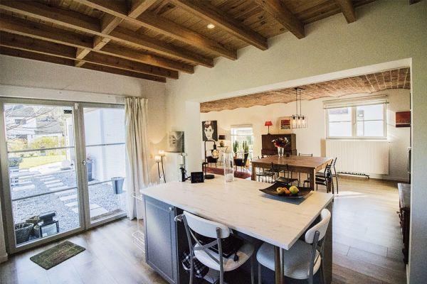 Photo d'une salle à louer à Achêne, Namur, Dans la maison de Michèle 6196