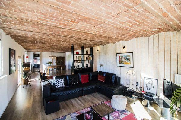 Photo d'une salle à louer à Achêne, Namur, Dans la maison de Michèle 6204