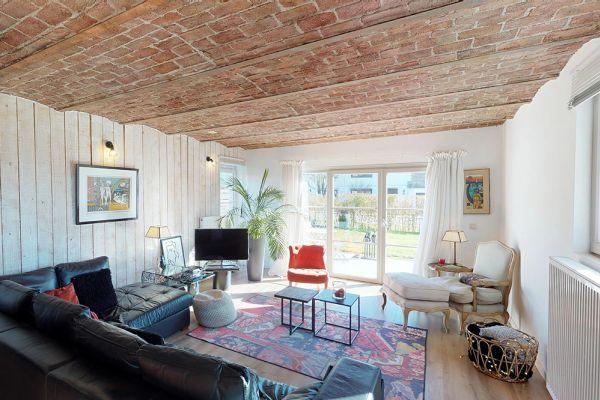 Photo d'une salle à louer à Achêne, Namur, Dans la maison de Michèle 7438