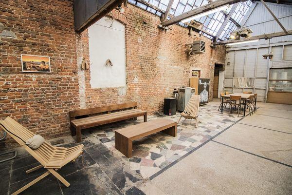 Photo d'une salle à louer à Bossière, Namur, Dans l'atelier de Fred 6434