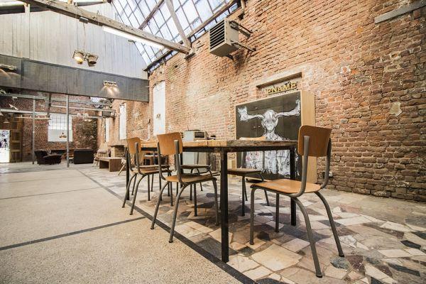 Photo d'une salle à louer à Bossière, Namur, Dans l'atelier de Fred 6436