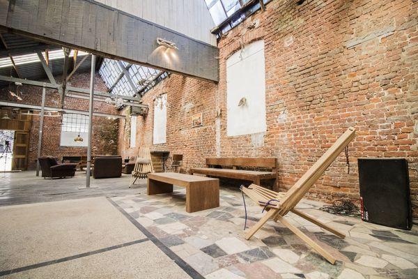 Photo d'une salle à louer à Bossière, Namur, Dans l'atelier de Fred 6437
