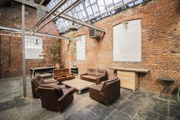 Photo d'une salle à louer à Bossière, Namur, Dans l'atelier de Fred 6438