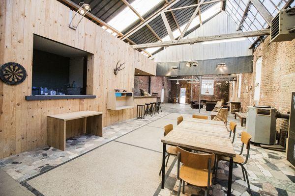 Photo d'une salle à louer à Bossière, Namur, Dans l'atelier de Fred 6454