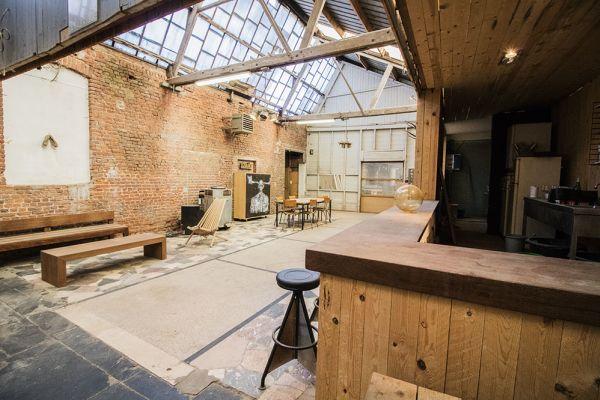 Photo d'une salle à louer à Bossière, Namur, Dans l'atelier de Fred 6456