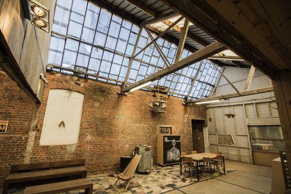 Photo d'une salle à louer à Bossière, Namur, Dans l'atelier de Fred 6457