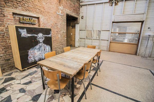 Photo d'une salle à louer à Bossière, Namur, Dans l'atelier de Fred 6459