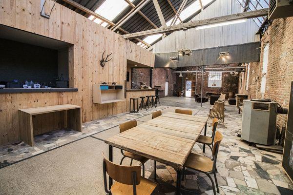 Photo d'une salle à louer à Bossière, Namur, Dans l'atelier de Fred 6460