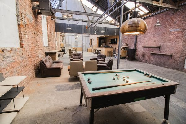 Photo d'une salle à louer à Bossière, Namur, Dans l'atelier de Fred 6461