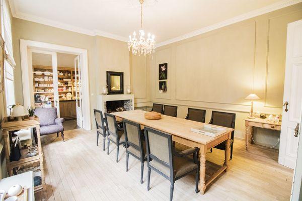 Photo d'une salle à louer à Deurne(Bt.), Brabant Flamand, Dans la maison de Christian & Sandra 6466