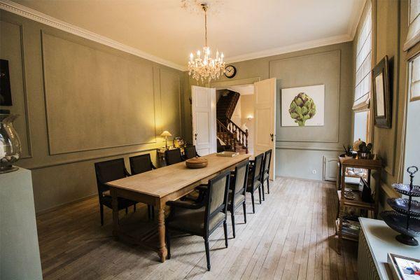 Photo d'une salle à louer à Deurne(Bt.), Brabant Flamand, Dans la maison de Christian & Sandra 6467