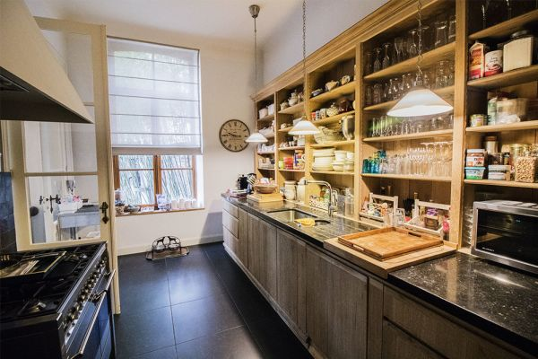 Photo d'une salle à louer à Deurne(Bt.), Brabant Flamand, Dans la maison de Christian & Sandra 6473