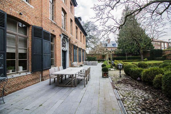 Photo d'une salle à louer à Deurne(Bt.), Brabant Flamand, Dans la maison de Christian & Sandra 6476