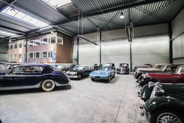 Photo d'une salle à louer à Braine-le-Château, Brabant Wallon, Dans l'entrepôt & le studio de Franck 6520