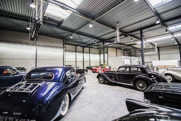 Photo d'une salle à louer à Braine-le-Château, Brabant Wallon, Dans l'entrepôt & le studio de Franck 6521