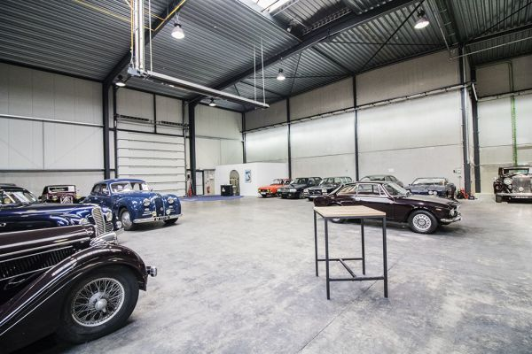 Picture of an event venue rental in Braine-le-Château, Walloon Brabant, Inside Franck's warehouse & studio 6522