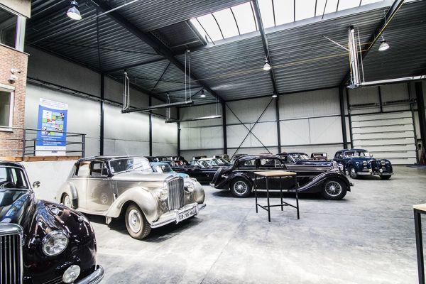 Photo d'une salle à louer à Braine-le-Château, Brabant Wallon, Dans l'entrepôt & le studio de Franck 6523