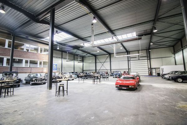Picture of an event venue rental in Braine-le-Château, Walloon Brabant, Inside Franck's warehouse & studio 6525