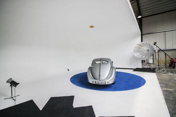 Photo d'une salle à louer à Braine-le-Château, Brabant Wallon, Dans l'entrepôt & le studio de Franck 6527