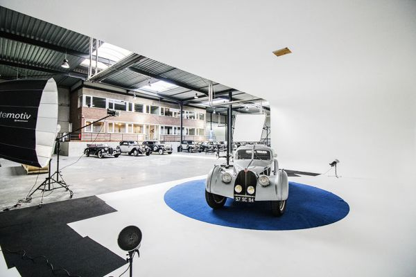 Picture of an event venue rental in Braine-le-Château, Walloon Brabant, Inside Franck's warehouse & studio 6530