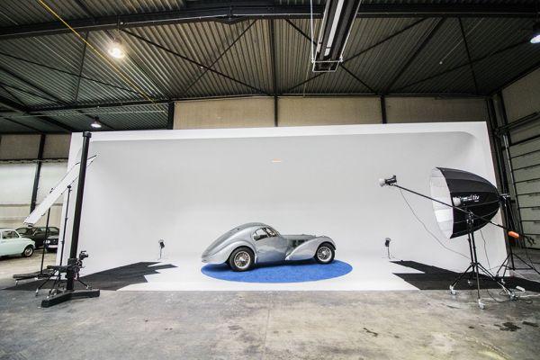 Photo d'une salle à louer à Braine-le-Château, Brabant Wallon, Dans l'entrepôt & le studio de Franck 6531