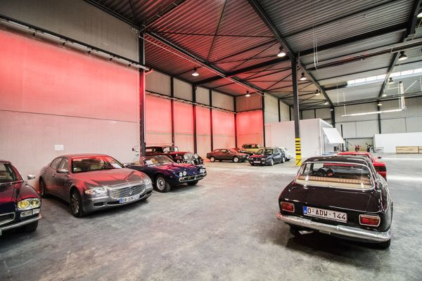 Picture of an event venue rental in Braine-le-Château, Walloon Brabant, Inside Franck's warehouse & studio 6555