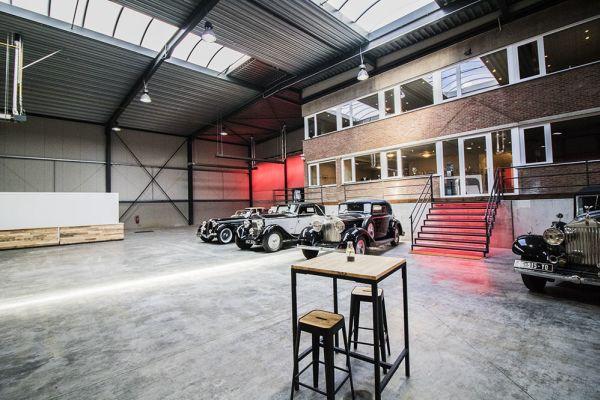 Photo d'une salle à louer à Braine-le-Château, Brabant Wallon, Dans l'entrepôt & le studio de Franck 6556