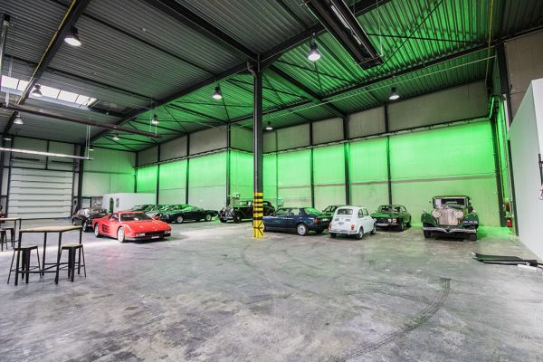 Picture of an event venue rental in Braine-le-Château, Walloon Brabant, Inside Franck's warehouse & studio 6557