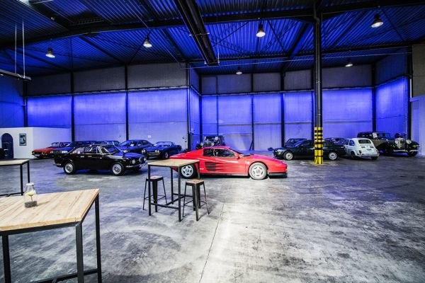 Picture of an event venue rental in Braine-le-Château, Walloon Brabant, Inside Franck's warehouse & studio 6559