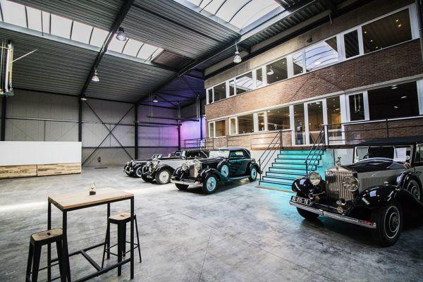 Photo d'une salle à louer à Braine-le-Château, Brabant Wallon, Dans l'entrepôt & le studio de Franck 6561