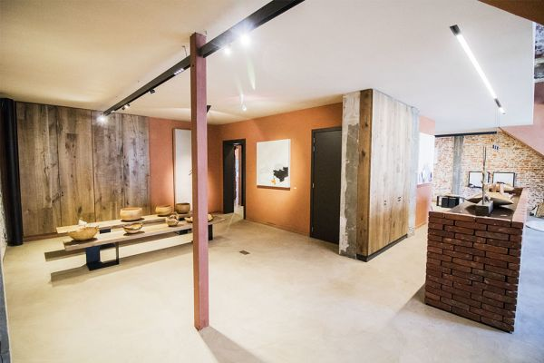 Picture of an event venue rental in Genk, Limburg, Inside Isabelle's gallery 6622