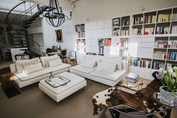 Picture of an event venue rental in Bruges, West Flanders, Inside Geert & Henri's house 6854