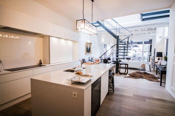 Photo d'une salle à louer à Bruges, Flandre Occidentale, Dans la maison de Geert & Henri 6856