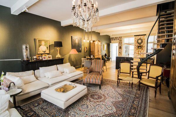 Photo d'une salle à louer à Bruges, Flandre Occidentale, Dans la maison de Geert & Henri 6865