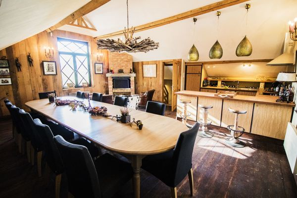 Picture of an event venue rental in Mons, Hainaut, Inside Marie's hunting lodge 7197