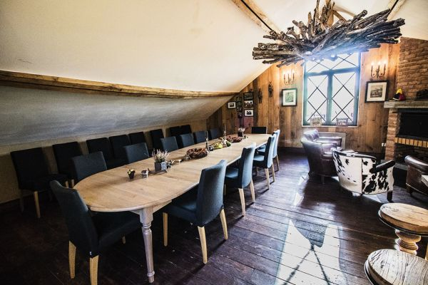 Picture of an event venue rental in Mons, Hainaut, Inside Marie's hunting lodge 7198