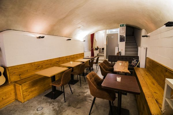 Picture of an event venue rental in Mons, Hainaut, Inside Alexandre's basement 7247