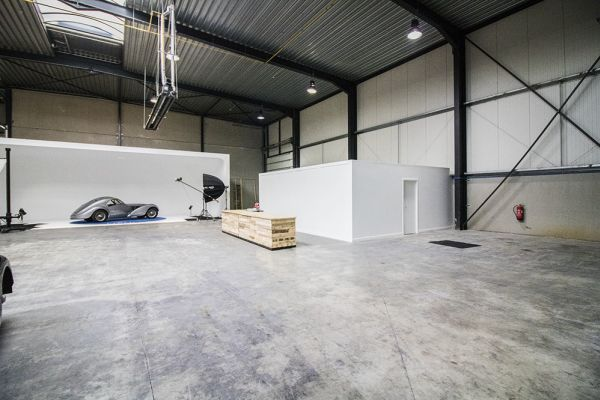Picture of an event venue rental in Braine-le-Château, Walloon Brabant, Inside Franck's studio 7267