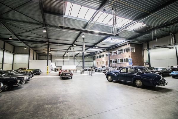 Picture of an event venue rental in Braine-le-Château, Walloon Brabant, Inside Franck's warehouse (I) 7277