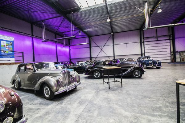 Picture of an event venue rental in Braine-le-Château, Walloon Brabant, Inside Franck's warehouse (I) 7287