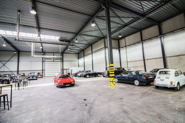 Picture of an event venue rental in Braine-le-Château, Walloon Brabant, Inside Franck's warehouse (I) 7289
