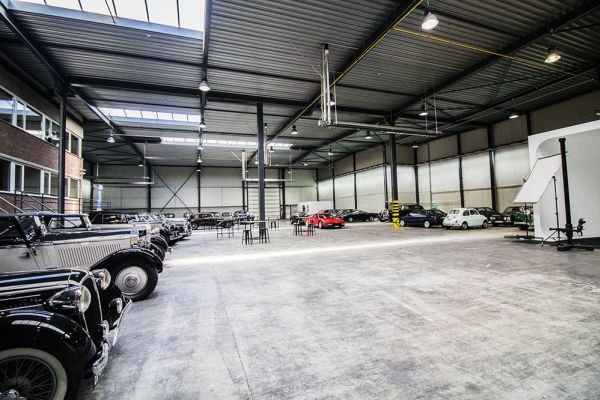 Picture of an event venue rental in Braine-le-Château, Walloon Brabant, Inside Franck's warehouse (I) 7300