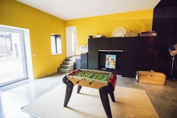 Feestzaal verhuren in Aineffe, Luik, In het huis van Damien & Christelle 7389
