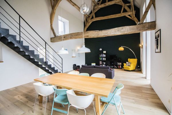 Picture of an event venue rental in Aineffe, Liege, Inside Damien & Christelle's house 7398
