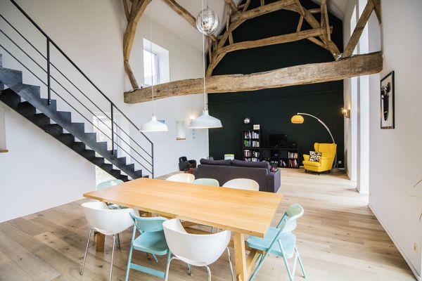 Feestzaal verhuren in Aineffe, Luik, In het huis van Damien & Christelle 7398