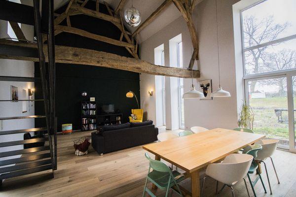 Feestzaal verhuren in Aineffe, Luik, In het huis van Damien & Christelle 7399