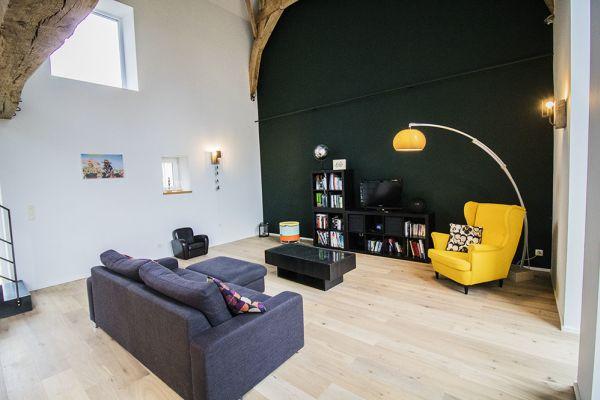 Feestzaal verhuren in Aineffe, Luik, In het huis van Damien & Christelle 7400