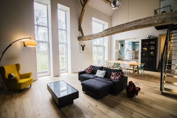 Picture of an event venue rental in Aineffe, Liege, Inside Damien & Christelle's house 7402
