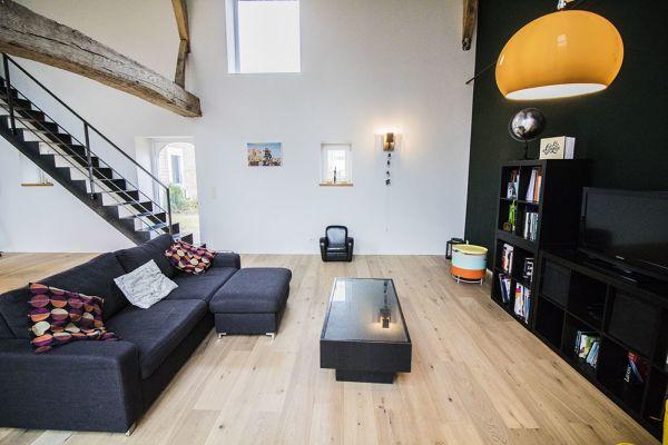 Feestzaal verhuren in Aineffe, Luik, In het huis van Damien & Christelle 7403
