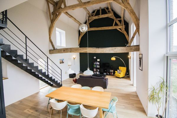 Picture of an event venue rental in Aineffe, Liege, Inside Damien & Christelle's house 7405